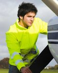 Result R117X High-Viz Soft Shell Jacket