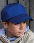 Result Headwear RC005J Kids Baseball Cap