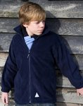 Result R036J/Y Kids` Fleece Jacket