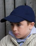 Result Headwear RC024J Junior Brushed Cotton Cap