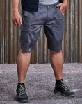 Russell R-002M-0 Twill Workwear Shorts