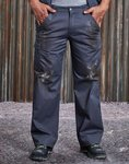 Russell R-001M-0 Twill Workwear Trousers Length 32""