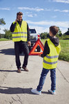 JN 815K James&Nicholson Safety Vest Kids