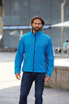 JN 1020 James&Nicholson Men´s Softshell Jacket