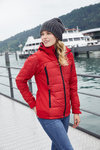 JN 1049 James&Nicholson Ladies´ Outdoor Hybridjacket