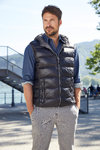 JN 1062 James&Nicholson Men´s Down Vest