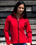 Result R121F Ladies Classic Softshell Jacket