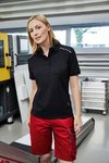 JN 891 James&Nicholson Ladies` Workwear Polo -SOLID-