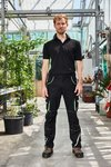 JN 847 James&Nicholson Workwear Pants -COLOR-