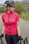 JN 515 James&Nicholson Ladies´ Bike-T Full Zip