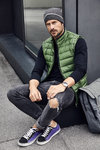 JN 1080 James&Nicholson Men´s Quilted Down Vest