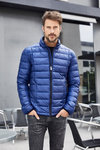 JN 1082 James&Nicholson Men´s Quilted Down Jacket