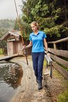 JN 1201 James&Nicholson Ladies` Zip-Off Trekking Pants