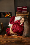 JN 955 James&Nicholson Cosy Hearth Blanket