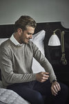 SS650 The Knit Herren Strickpullover Fitted
